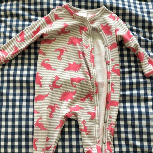 8163eb709 Nordstrom Baby One Pieces | Footie Pink Dinosaurs Sold Out | Poshmark
